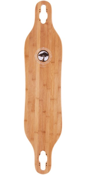 Arbor Axis Bamboo 40 Longboard Skateboard Complete