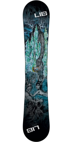 Lib Tech Banana Magic HP Snowboard 2015