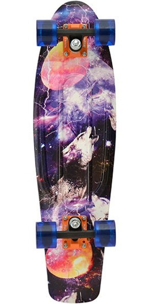 Penny Nickel Complete Skateboard - Space