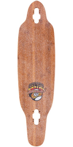 Sector 9 Striker Longboard Skateboard Complete - Red