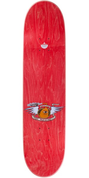 Toy Machine Fists Skateboard Complete - Red - 7.75""