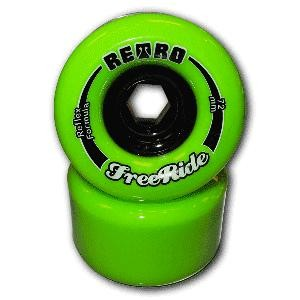 Abec11 Retro FreeRide Longboard Wheels 72mm