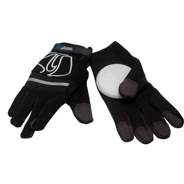 Landyachtz FREERIDE Slide Gloves  - Black