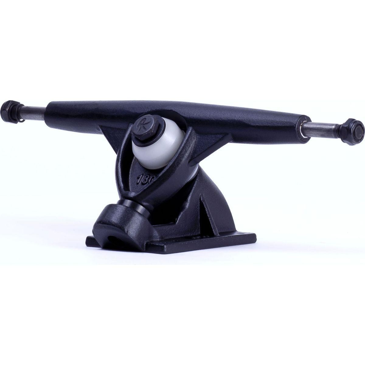 Randal R-II 180mm Longboard Trucks - 50 Degree Black