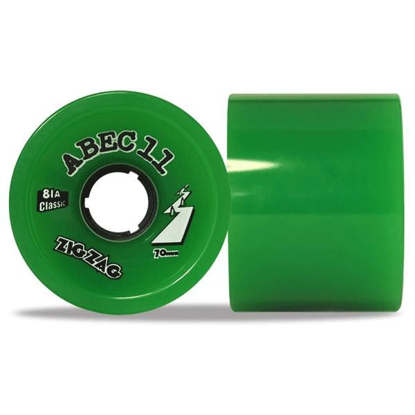 Abec11 ZigZags Classic 'Thane Longboard Wheels 70mm