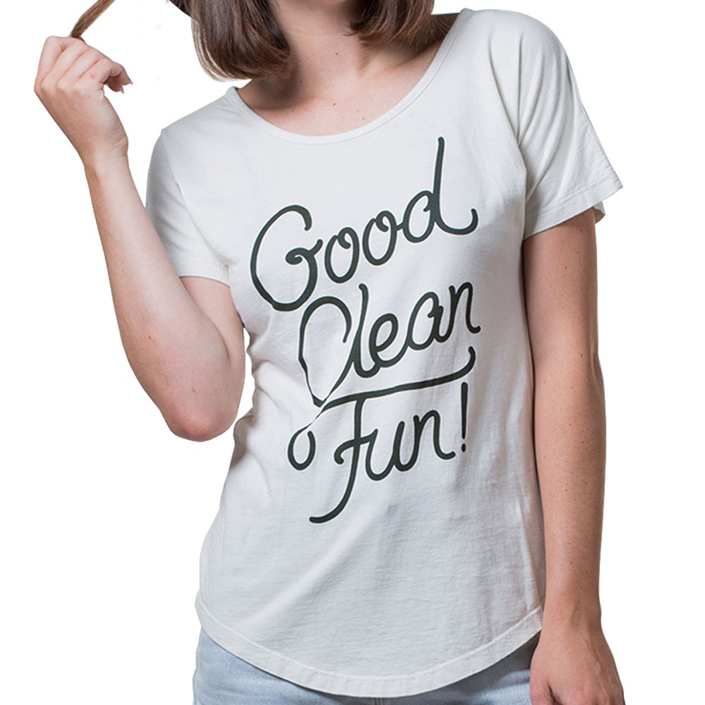 Arbor Clean Women's T-Shirt - Fog