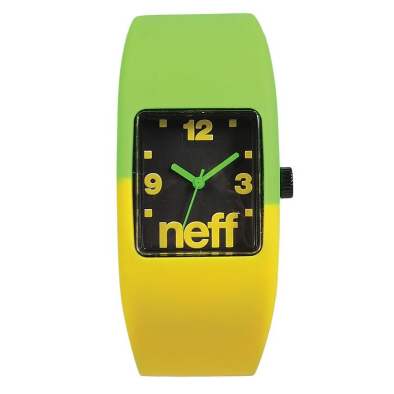 Neff Bandit Watch - Lemon Lime