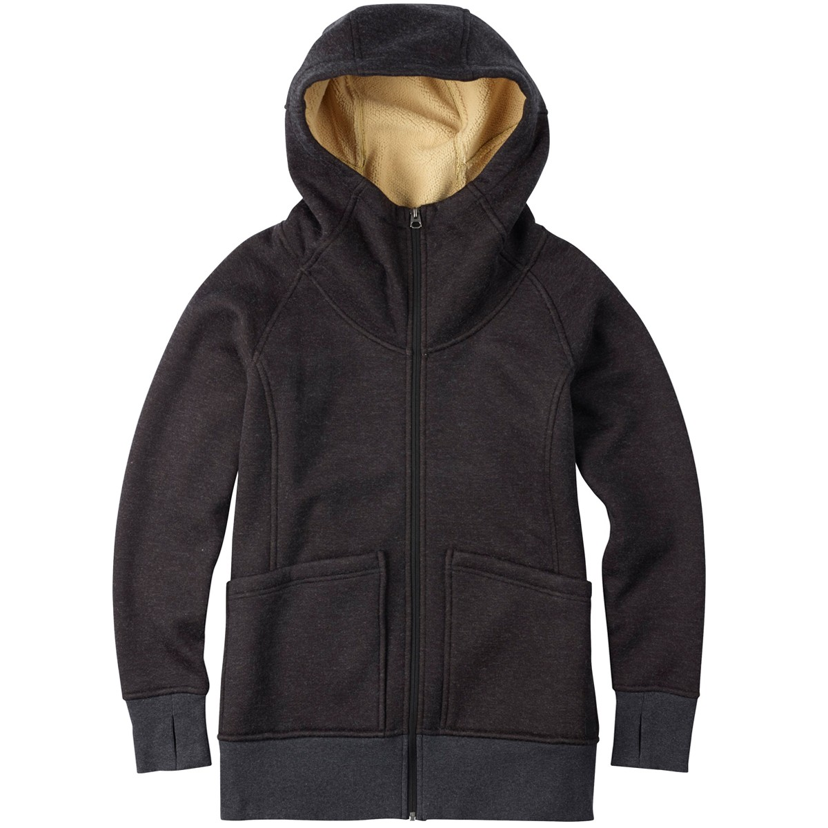 Burton Journey Fleece - True Black Heather