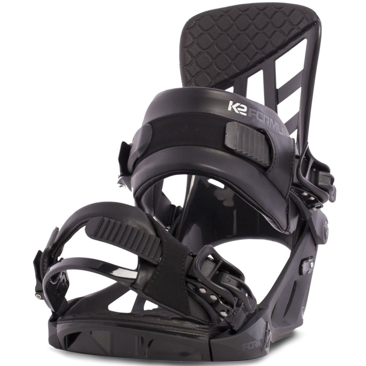 K2 Formula Snowboard Bindings 2015 - Black