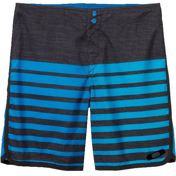 "Oakley Descend Boardshorts 19"""" - Electric Blue"""""