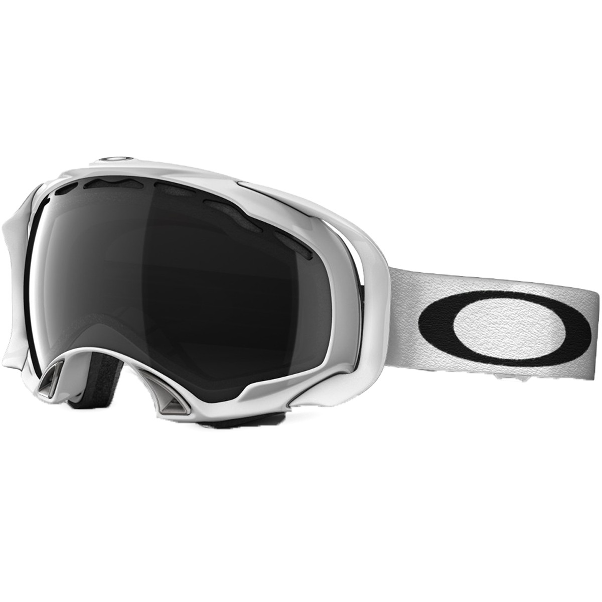white and black oakley sunglasses e9xf  oakley mens goggles