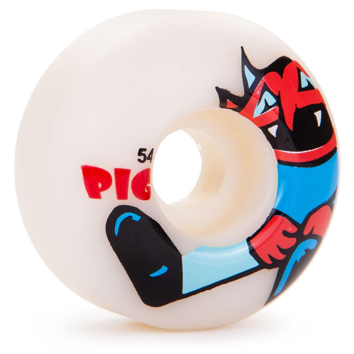 Pig The Count Skateboard Wheels - 54mm - 101a