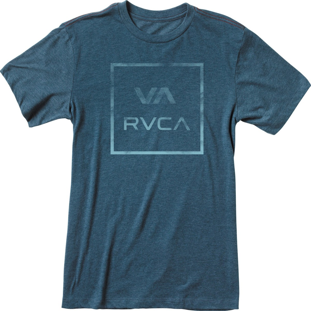 RVCA VA All The Way Sky T-Shirt - Blue Thunder