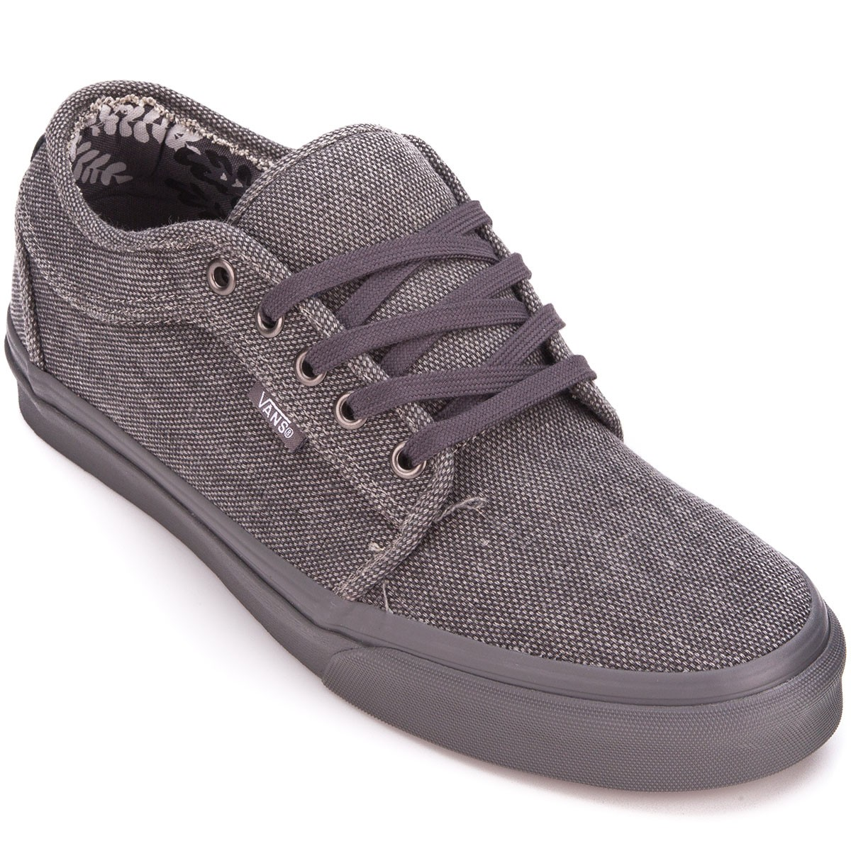 Vans Chukka Low Shoes - Distressed Textile/Smokeout - 6.0