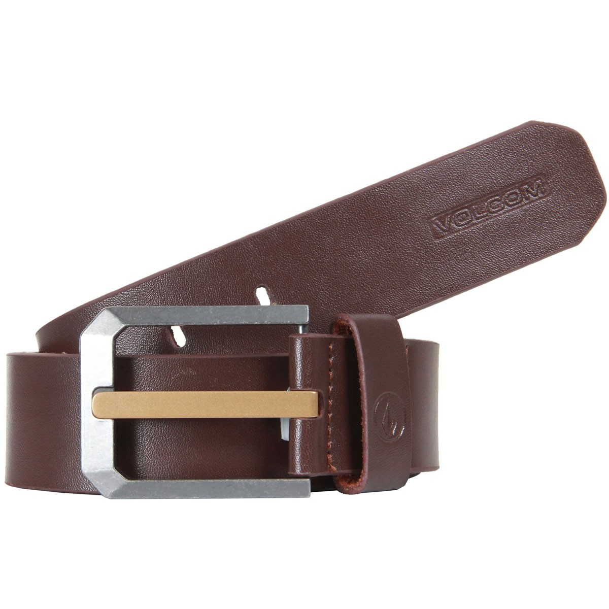 Volcom Low Ball Belt - Brown