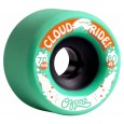 Cloud Ride Ozone Longboard Wheels 70mm 80a
