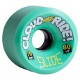 Cloud Ride Slide Longboard Wheels 70mm 80a