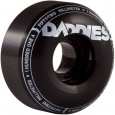 Daddies Board Shop Well Skateboard Wheels 52mm 101a - Black