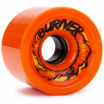 Gravity Burners Longboard Wheels - 66mm 78a Orange