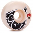 Bones 100s Skateboard Wheels 51mm 100a - Black V4