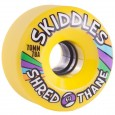 Sector 9 Skiddles Longboard Wheels - 70mm 78a Yellow