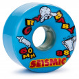 Seismic Cry Baby Longboard Wheels 60mm 88a Blue