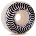 Daddies Board Shop Well Skateboard Wheels 54mm 101a - White