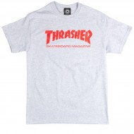 Thrasher Skate Mag T-Shirt - Grey