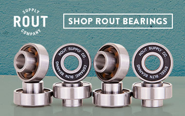 Rout Bearings
