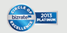 Bizrate Circle of Excellence 2013