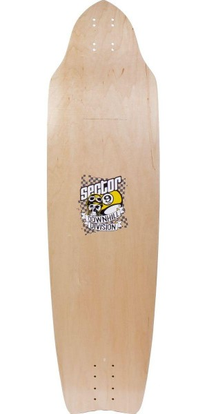 Sector 9 Scoot Smith Tiffany Longboard Skateboard Deck