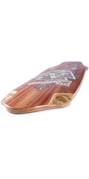Arbor Highground Longboard Skateboard Complete