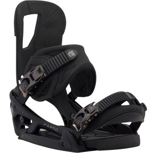 Burton Cartel EST Snowboard Bindings 2015 - Black