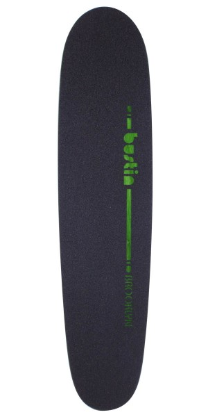 Bustin Boards Cigar 38 Longboard Skateboard Deck