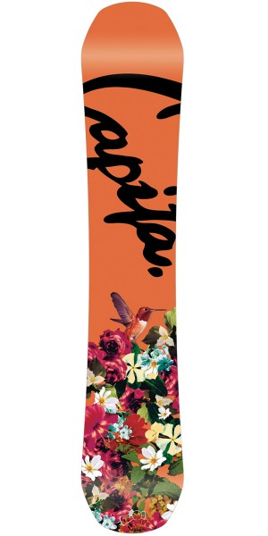 Capita Birds of a Feather Women's Snowboard 2015