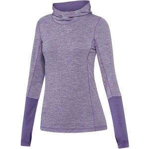 Dakine Women's Harlow Hoodie Base Layer 2015 - Twilight Purple