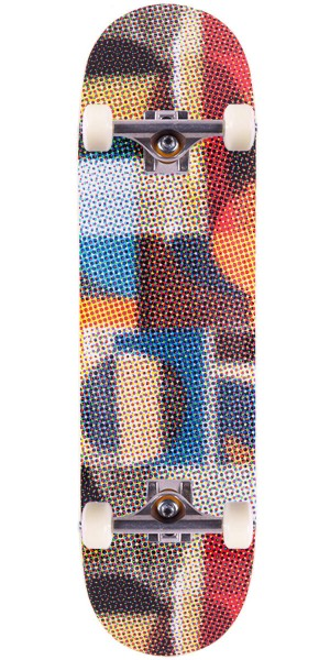 Hopps JW Abstract Arist Series Skateboard Complete - #1 - 8.50""