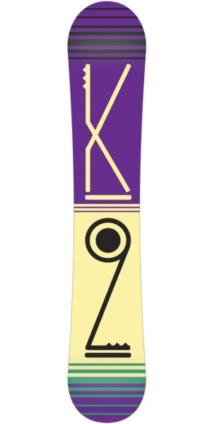 K2 First Lite Women's Snowboard 2015