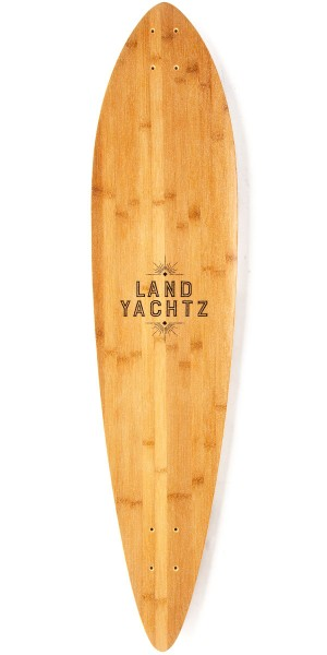 Landyachtz Bamboo Pinner Canyon Longboard Complete - 2016