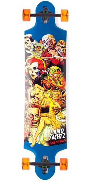Landyachtz Nine Two Five Longboard Complete