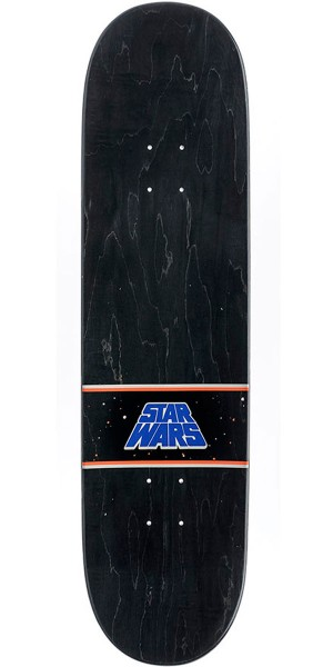 Star Wars Darth Vader Skateboard Complete - 8.375""