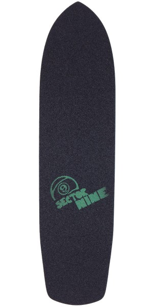 Sector 9 Carbon Flight Longboard Skateboard Complete - Yellow