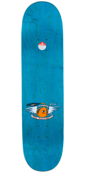 Toy Machine Vice Dead Monster Skateboard Complete - Blue Stain - 8.25""