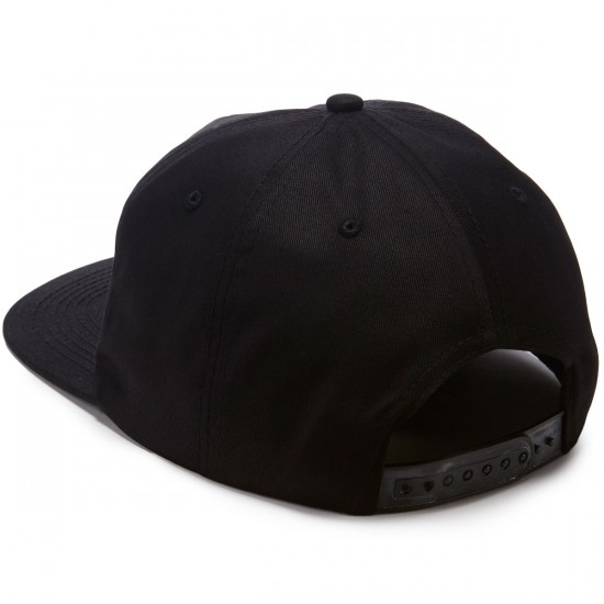 Thrasher Magazine Logo Two-Tone Hat - Black/Red