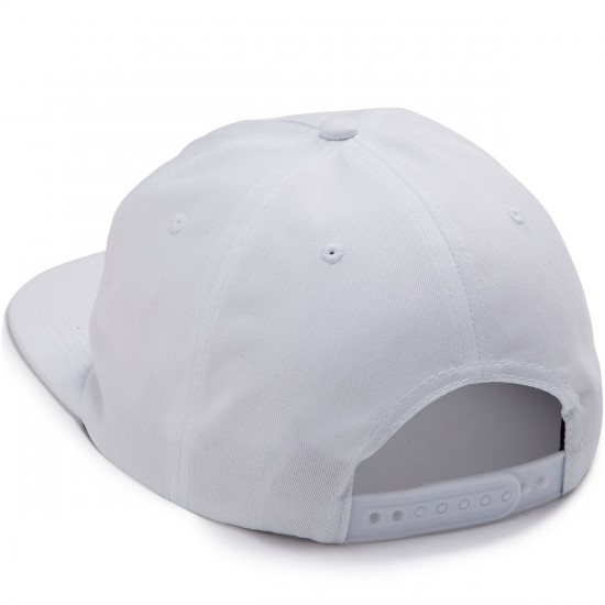 Thrasher Magazine Logo Two-Tone Hat - White/Red