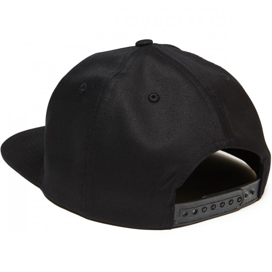 Thrasher New Religion Snapback Hat - Black
