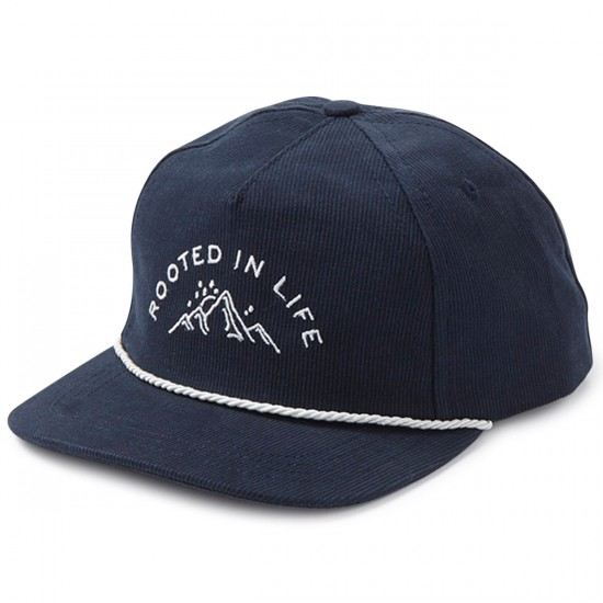 Elm Company Thatcher Trucker Hat - Navy