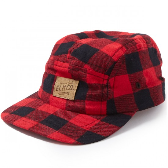 Elm Company Camelot Camper Hat - Red