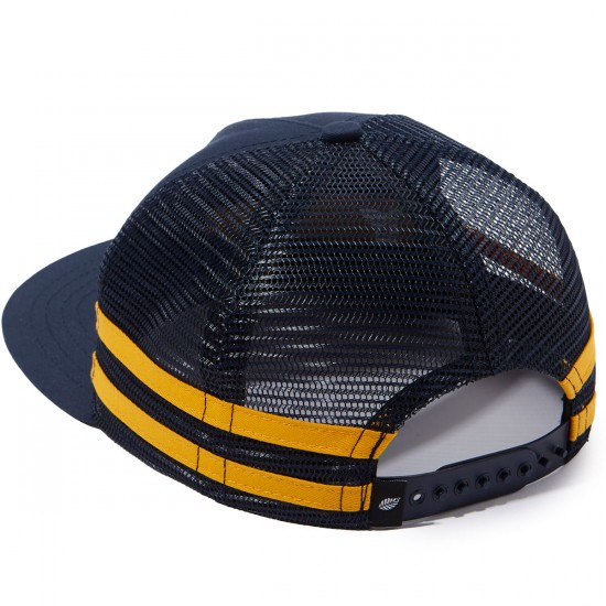 Elm Sage Trucker Hat - Navy