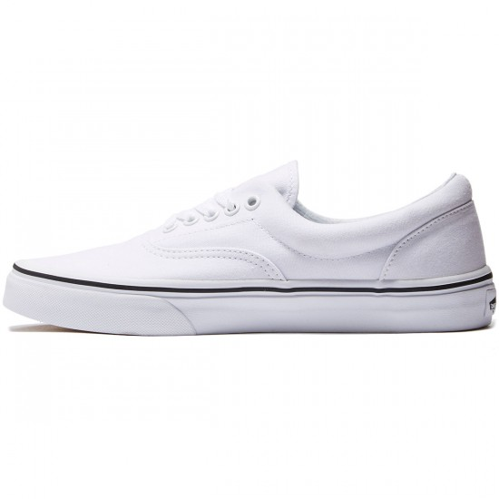 Vans Era Shoes - True White - 6.0